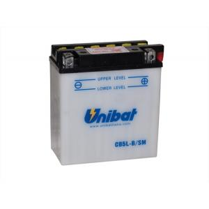 Baterie standard Unibat CB5L-B, 12V 5Ah