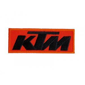 Nášivka a nažehlovačka KTM