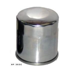 Olejový filtr HIFLOFILTRO HF303C chrom