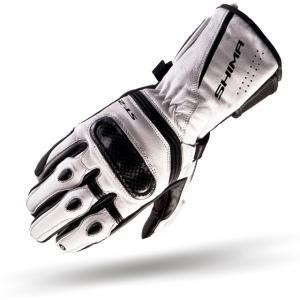 Pánské rukavice Shima ST-2 bílo-černé