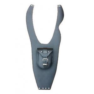 Pás na nádrž Yamaha XVS 650 Dragstar bez cvoků, s kapsou