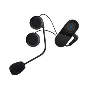 Bluetooth Intercom s FM do přilby