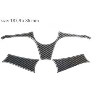 Carbonový polep brýlí Print - BMW F 800 S (07-10) výprodej