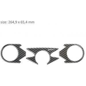 Carbonový polep brýlí Print - Kawasaki ZX 6R (07-08) výprodej