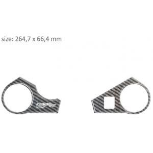 Carbonový polep brýlí Print - Suzuki GSXR 1000 (09-14) výprodej