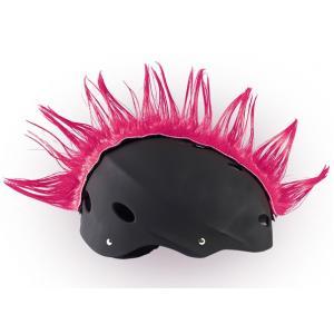 Číro na helmu Wiggystyle růžové