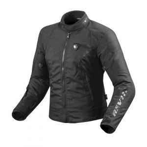 Dámská bunda na motorku Revit Jupiter 2 černá výprodej