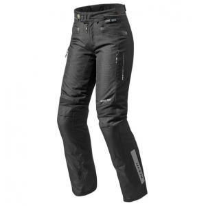 Dámské kalhoty na motorku Revit Neptune GTX černé výprodej