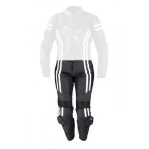 Dámské kalhoty Tschul 554 černo-bílé výprodej