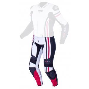 Dámské kalhoty Tschul 556 bílo-černo-červené výprodej