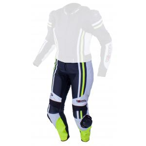 Dámské kalhoty Tschul 556 černo-bílo-fluo žluté výprodej