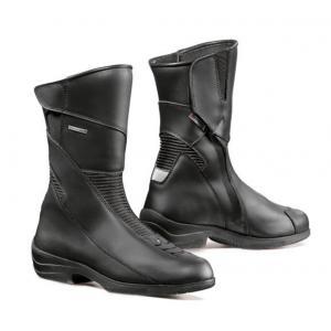 Dámské moto boty Forma Simo WP černé výprodej