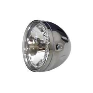 Hlavní světlo Highsider Skyline s LED světelným kroužkem