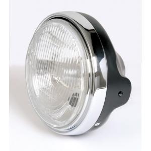 Hlavní světlo LTD 7 černé