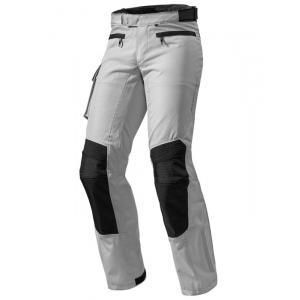 Kalhoty na motorku Revit Enterprise 2 stříbrné výprodej