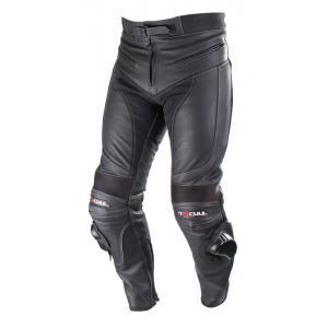 Kalhoty na motorku Tschul M-60 černé