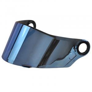 Modře iridiové plexi pro přilby LS2 FF322/ FF358/ FF385/ FF392/ FF396