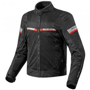 Moto bunda Revit Tornado 2 černá výprodej