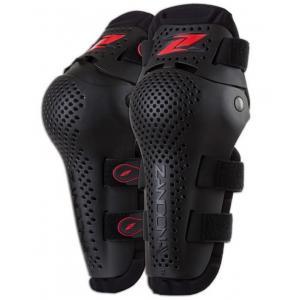 Moto chrániče kolen Zandona Jointed Kneeguard černé