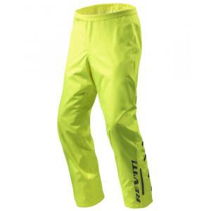 Moto kalhoty do deště Revit Acid H2O fluo