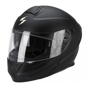 Moto přilba vyklopná Scorpion EXO-920 černá matná