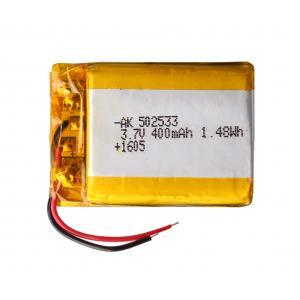 Náhradní baterie do BT intercomu