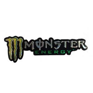 Nálepka 3D Monster Energy