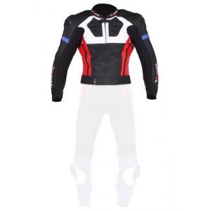 Pánská bunda Tschul 580 černo-modro-červeno-bílá výprodej