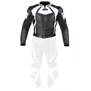 Pánská bunda Tschul 770 černo-bílá