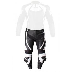 Pánské kalhoty Tschul 770 černo-bílé