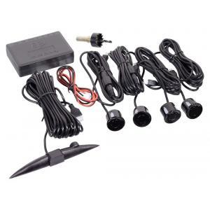 Parkovací asistent 4 senzory LED displej