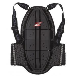 Páteřový chránič Zandona Shield Evo X6 černý 158-167 cm