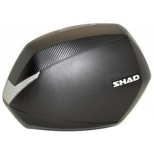 Plastové boční moto kufry Shad SH36 Karbon