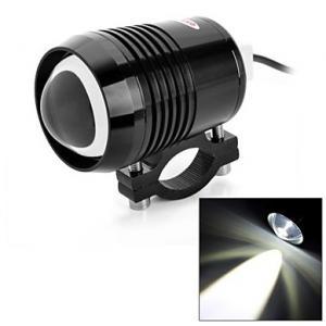 Sada přídavných LED světel Cree U2 černé s vypínačem
