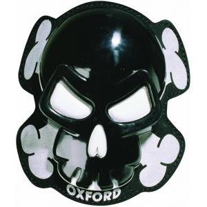 Slidery Oxford Skull černé