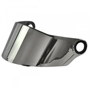 Stříbrně iridiové plexi pro přilby LS2 FF322/ FF358/ FF385/ FF392/ FF396