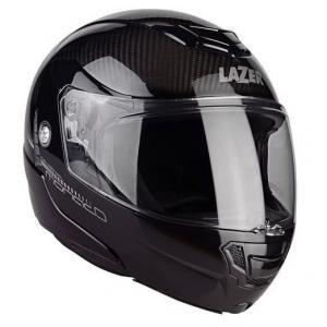 Vyklápěcí přilba na motorku Lazer Monaco Evo - Pure Carbon výprodej