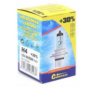 Žárovka 12V H4 60/55W +30%