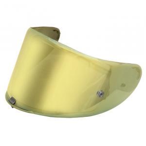 Zlatě iridiové plexi pro přilbu LS2 FF323