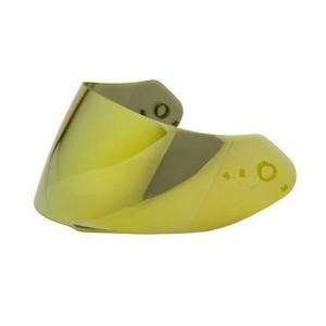 Zrcadlově zlaté plexi Scorpion Exo-390/410/510/710/1200/2000