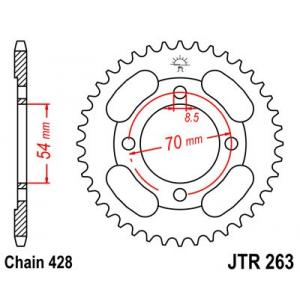 Řetězová rozeta JT JTR 263-36 36 zubů, 428