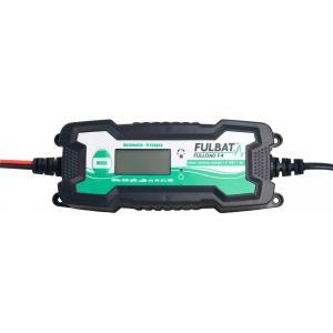 Nabíječka baterií FULBAT FULLOAD F4 - Charger 1-4A 6V/12V