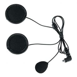 Náhradní mikrofon a sluchátka pro Bluetooth Intercom MaxTo M3