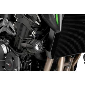 Adaptéry pro přídavná světla PUIG 3549N černý set
