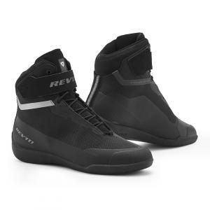 Boty na motorku Revit Mission černé výprodej