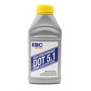 Brzdová kapalina EBC Dot 5.1 BF005.1 500 ml