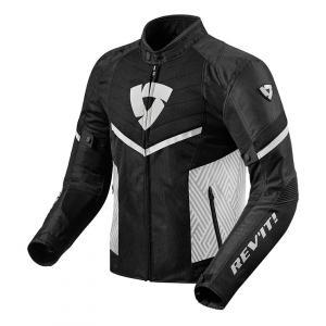 Bunda na motorku Revit Arc Air černo-bílá výprodej
