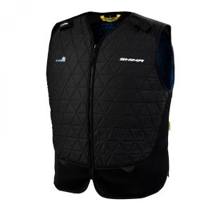 Chladicí vesta na motorku Shima Hydrocool Hyper Kewl černá