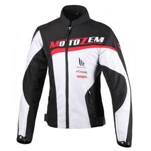 Dámská bunda na motorku MotoZem Team