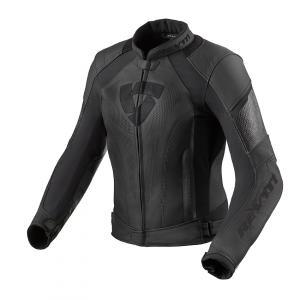 Dámská bunda na motorku Revit Xena 3 černá